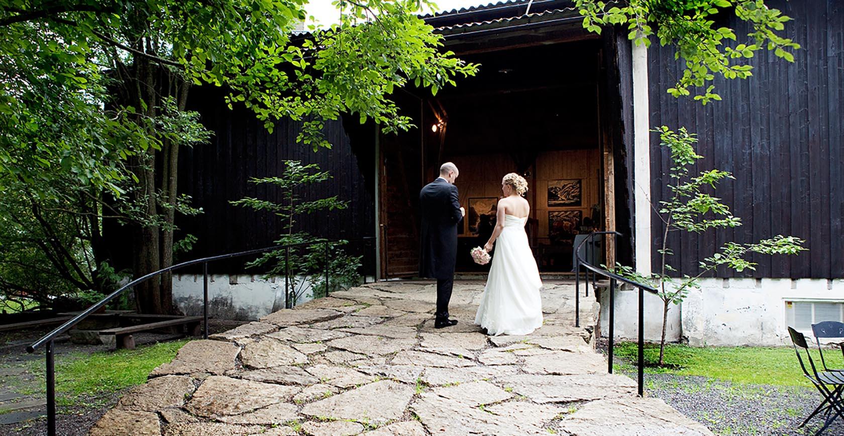 Hamar Sagbladfabrikk bryllup