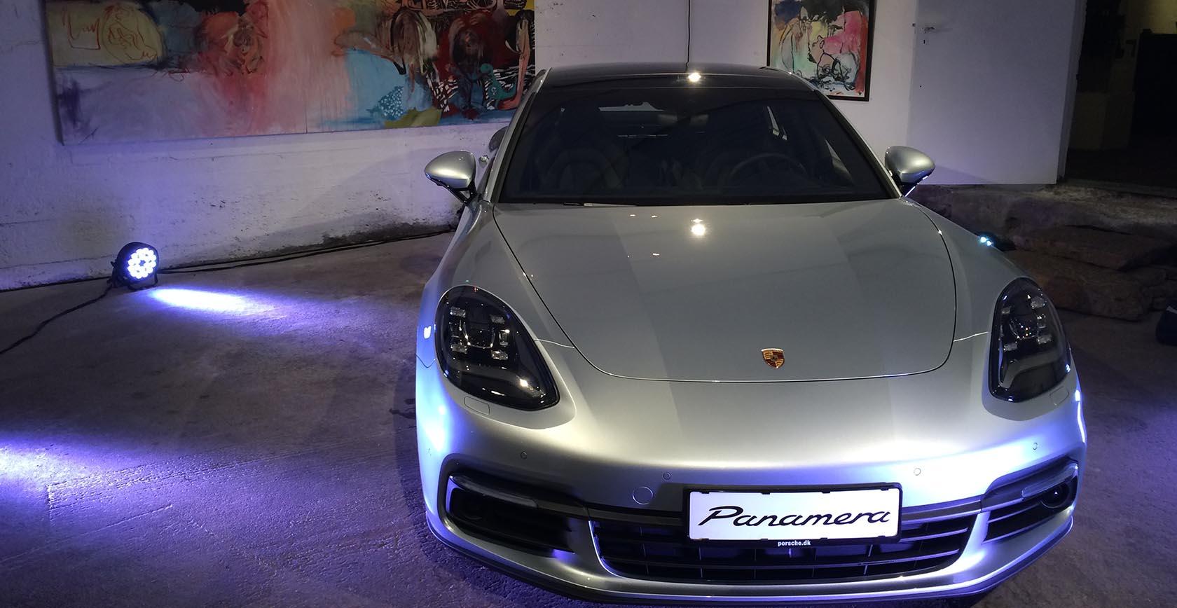 Porsche Hamar Sagbladfabrikk