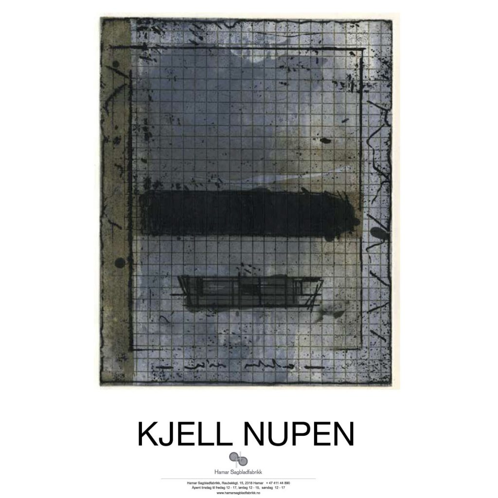 Kjell Nupen Hamar Sagbladfabrikk 2015